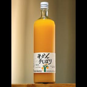 Unshiu Mikan mandarin juice Japanese fruits