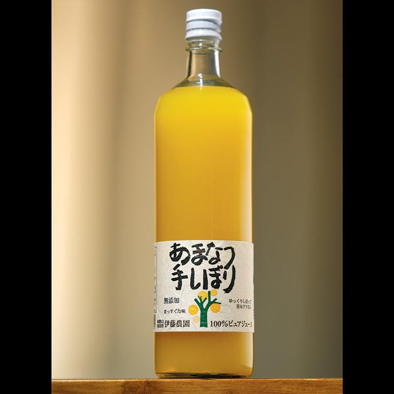 Amanatsu juice