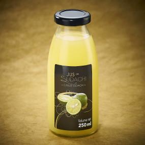 Sudachi juice Japanese fruits