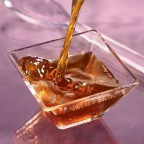 Condiment au vinaigre noir et à la prune Ume