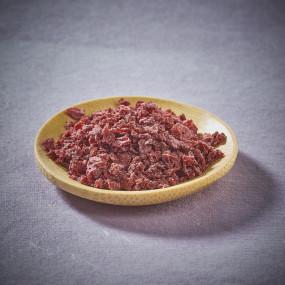 Pétales de prune ume au shiso rouge, lyophilisés Ume & Umeboshi