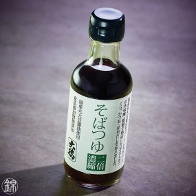 Daitoku Shoyu special Tsuyu for soba and sômen Japanese sauces