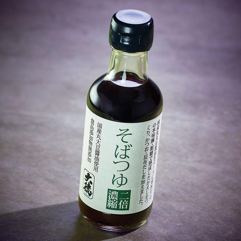 Daitoku Shoyu special Tsuyu for soba and sômen
