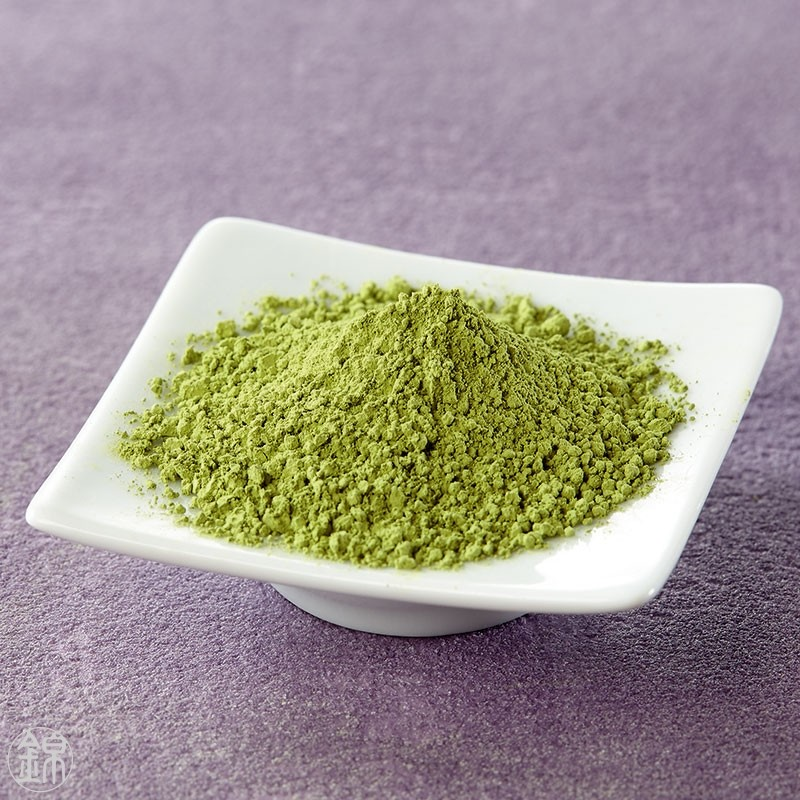 Green Sencha tea powder