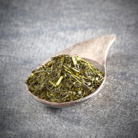 Organic Sencha tea*