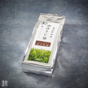 Organic roasted Hôjicha tea*