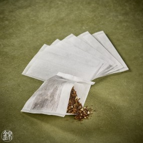 Sachets for infusing tea size M