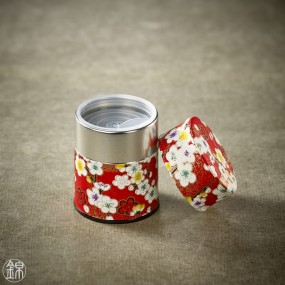 Tea box 40 g Ø 53 mm