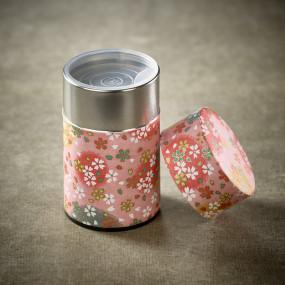 Boite à thé 100 g Ø 64 mm Le thé