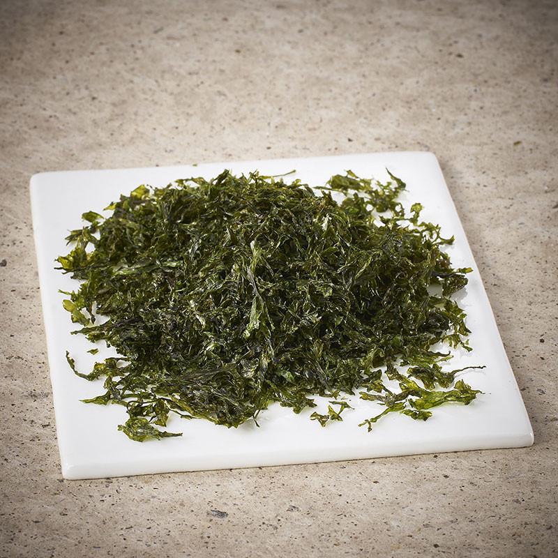 Lèches d'algue nori nature Koumi Boshi Les Algues