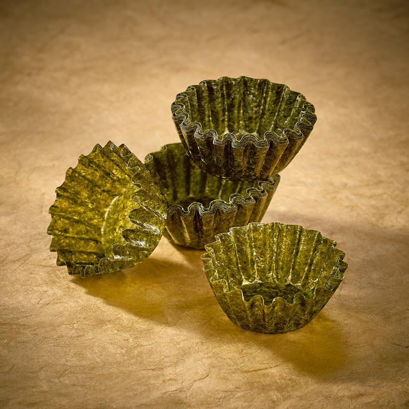 Round nori savoury bites (x24) Seaweeds