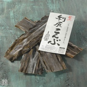 Extra wild Rishiri Kombu seaweed