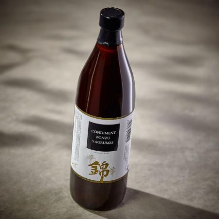 Condiment Ponzu 5 agrumes Champonzu
