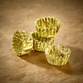 Coupelle ronde de Kombu Oboro (x12) Les Algues