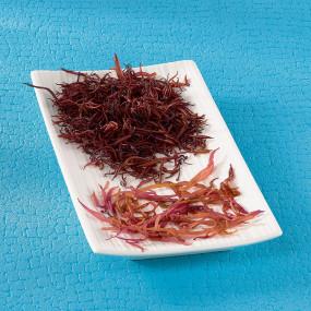 Dried funori seaweed