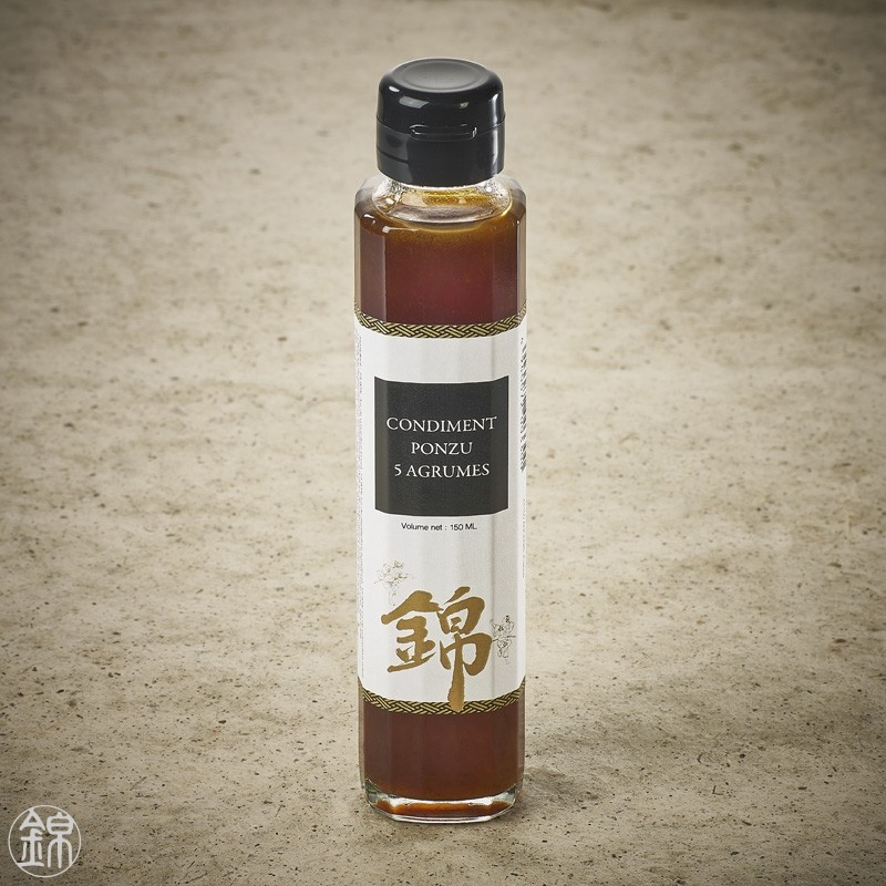 Champonzu five citrus fruits Ponzu condiment
