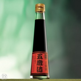 5 years aged brewed shoyu soy sauce
