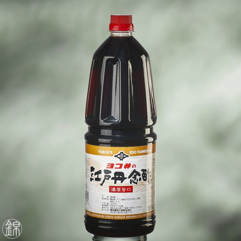 Condiment au vinaigre rouge de lies de saké Edo-Tannensu