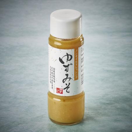 Sauce salades et grillades au miso blanc et yuzu Sauces japonaises
