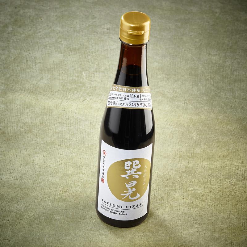 Tatsumi Hikari soy sauce Soy sauce