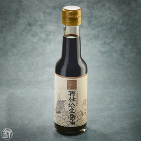 Double fermented Saishikomi Kinbue soy sauce