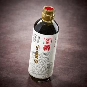 Double fermented Saishikomi Kinbue soy sauce Soy sauce