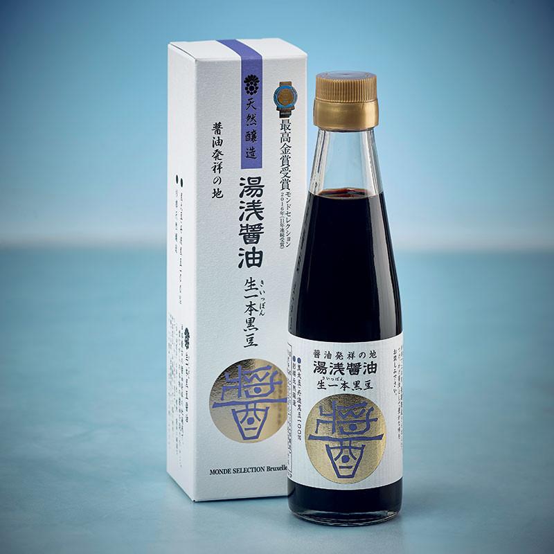 Black Kiipon Kuromane soy sauce
