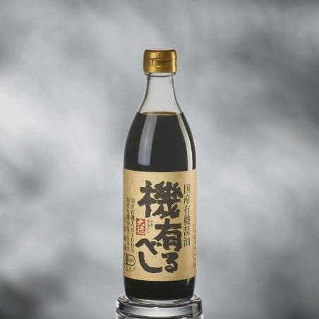 Organic Tokiarubeshi soy sauce*