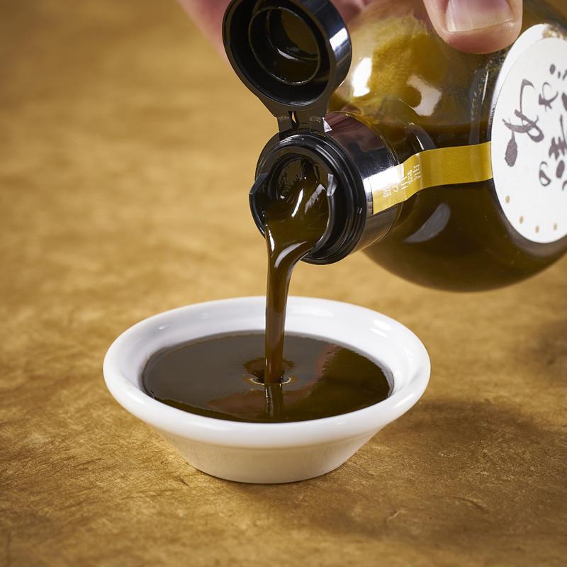 Sauce soja Awabi au foie d'Ormeau Sauce soja