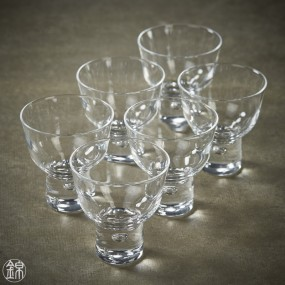 Sake glasses (x6)
