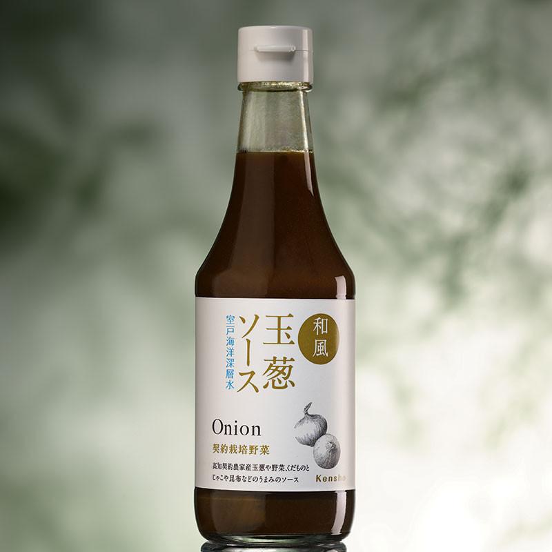 Japanese style onion sauce