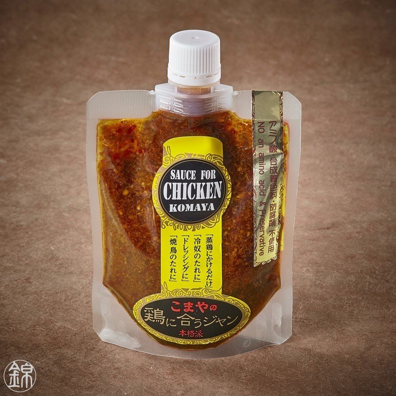 Sauce spéciale grillades de volailles Sauces japonaises