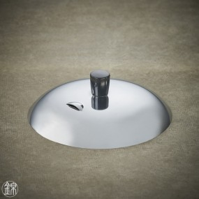 Oyako Don pan and its lid Kitchenware & materials