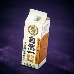 Shizenichi ponzu shoyu soy sauce