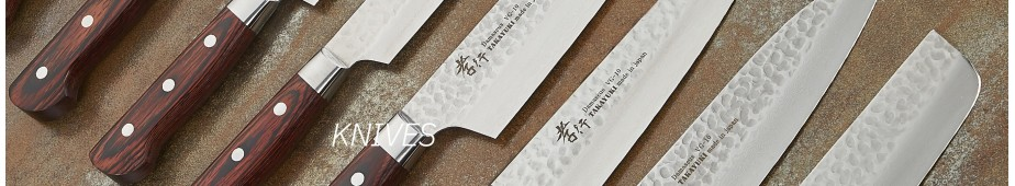 Japanese knives Damascus serie 33 layers - Hammered