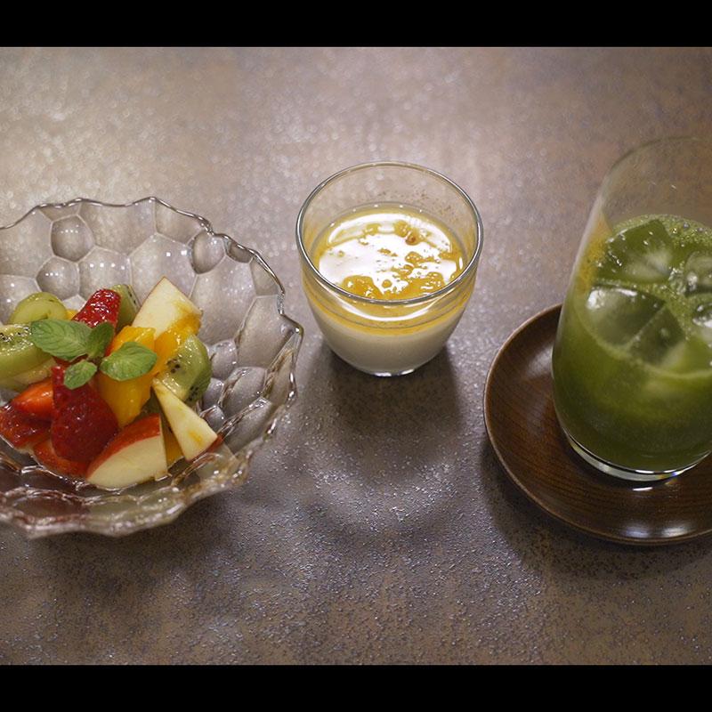 Yuzu gourmet recipes with Kôchi Yuzu syrup