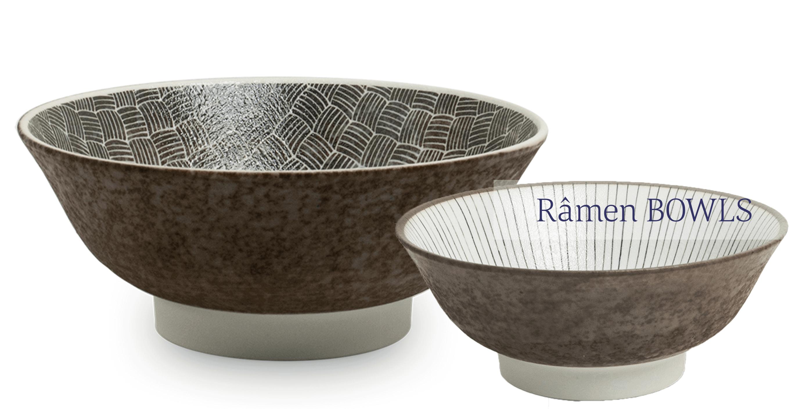 Râmen bowls