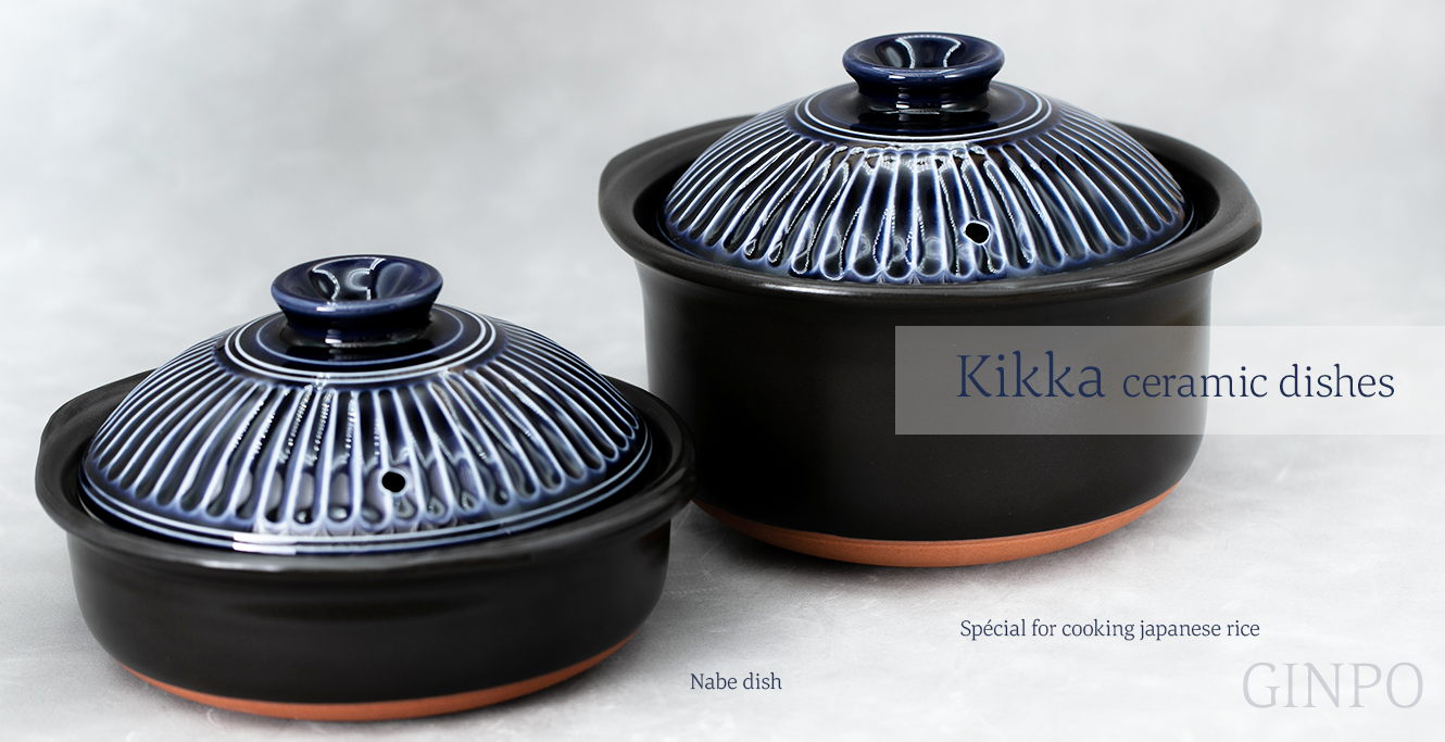 Kikka ceramic dishes